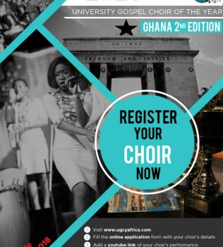 Entries to UGCY GHANA 2018 – 2nd Edition NOW OPEN